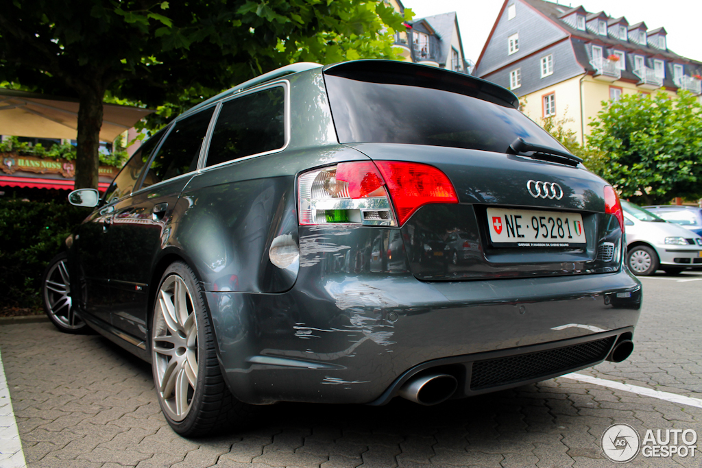 audi rs4 avant b7 24 septembre 2012 autogespot. Black Bedroom Furniture Sets. Home Design Ideas