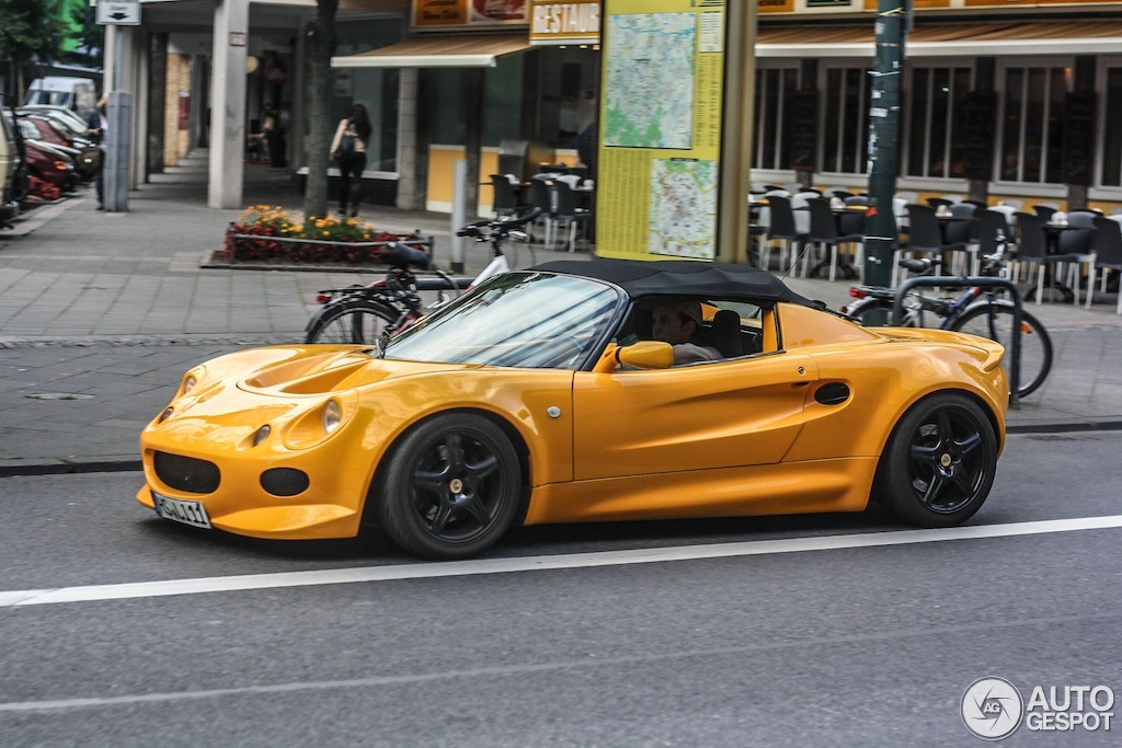 lotus elise s1 28 september 2012 autogespot. Black Bedroom Furniture Sets. Home Design Ideas