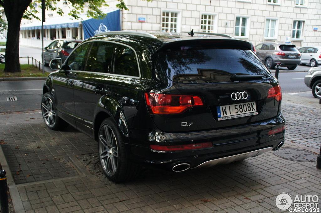 Audi Q7 V12 Tdi 2 Pa 188 Dziernik 2012 Autogespot