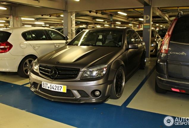 Mercedes-Benz Väth V63RS Clubsport Sedan