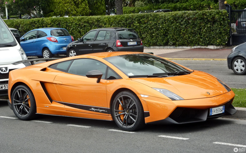 Lamborghini Gallardo Lp570 4 Superleggera 16 October 2012 Autogespot