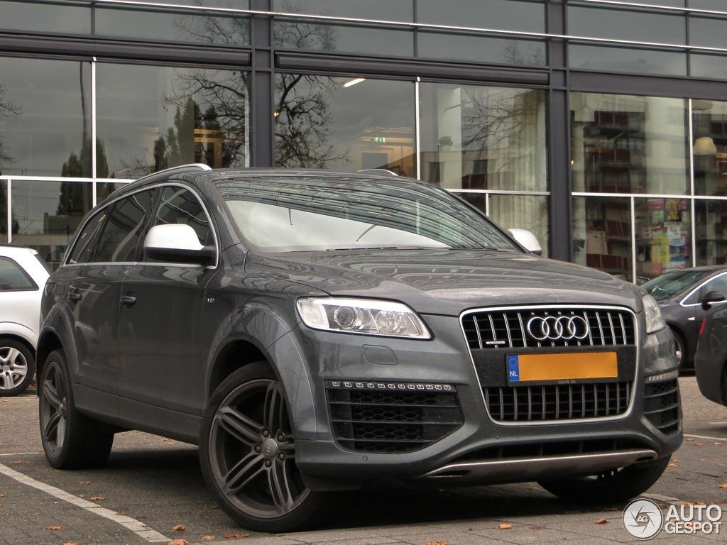 Audi Q7 V12 Tdi 25 Oktober 2012 Autogespot