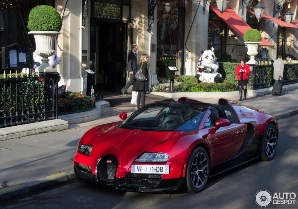 bugatti veyron 16 4 grand sport vitesse 26 octobre 2012 autogespot. Black Bedroom Furniture Sets. Home Design Ideas