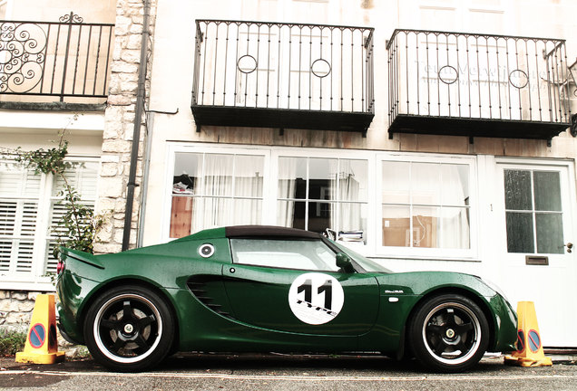 Lotus Elise Supercharged Clark Type 25