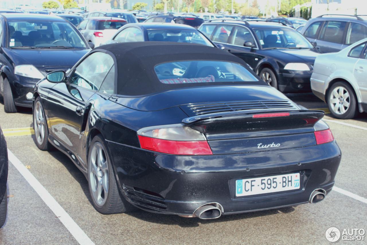 porsche 996 turbo cabriolet 1 november 2012 autogespot. Black Bedroom Furniture Sets. Home Design Ideas