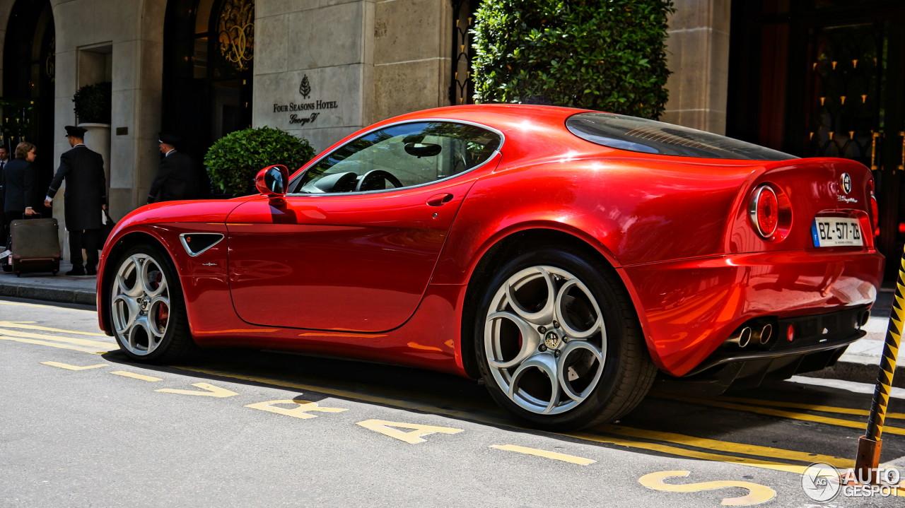 Alfa romeo 8c for sale canada