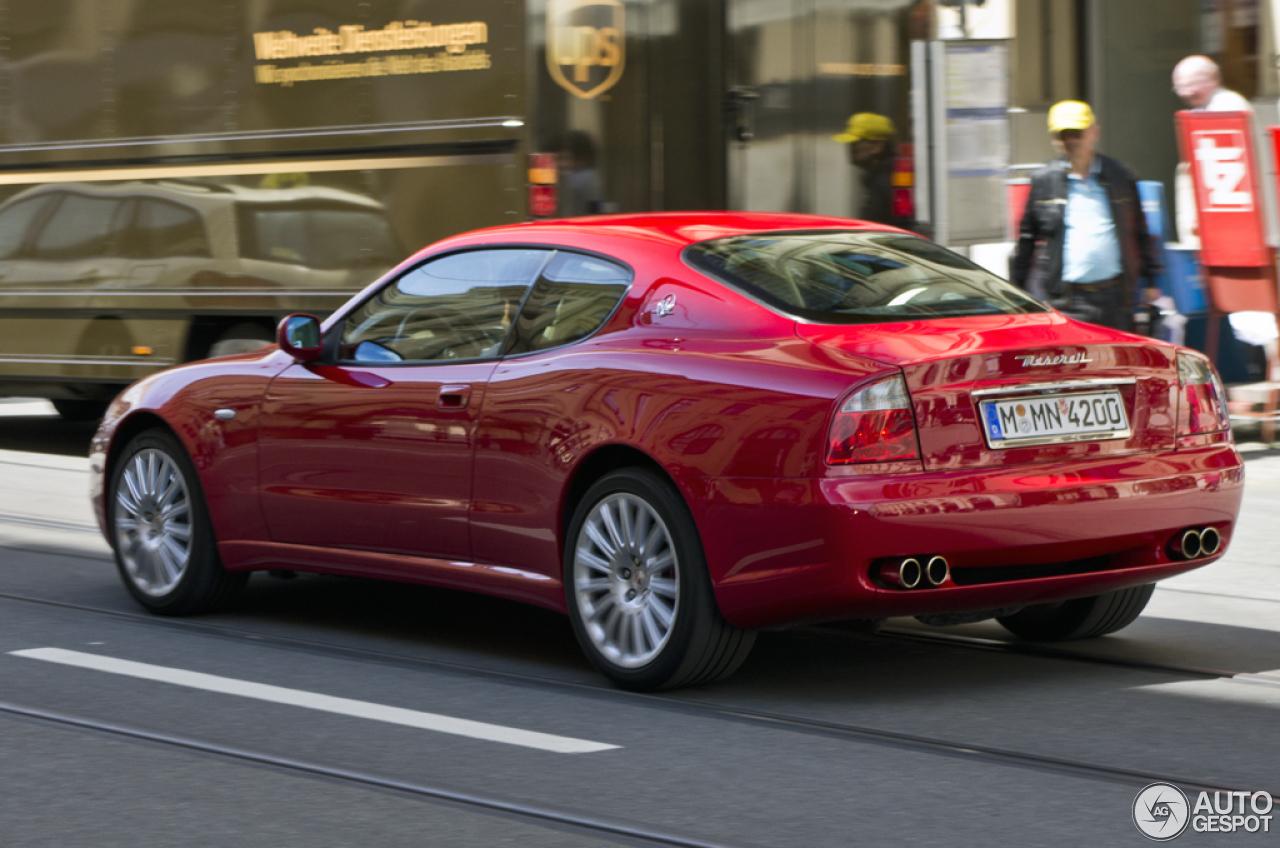 Maserati 4200GT - 3 November 2012 - Auspot