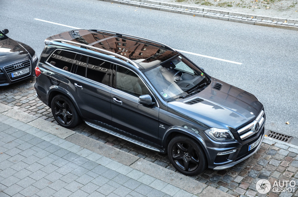 Mercedes Benz Gl 63 Amg X166 11 November 2012 Autogespot