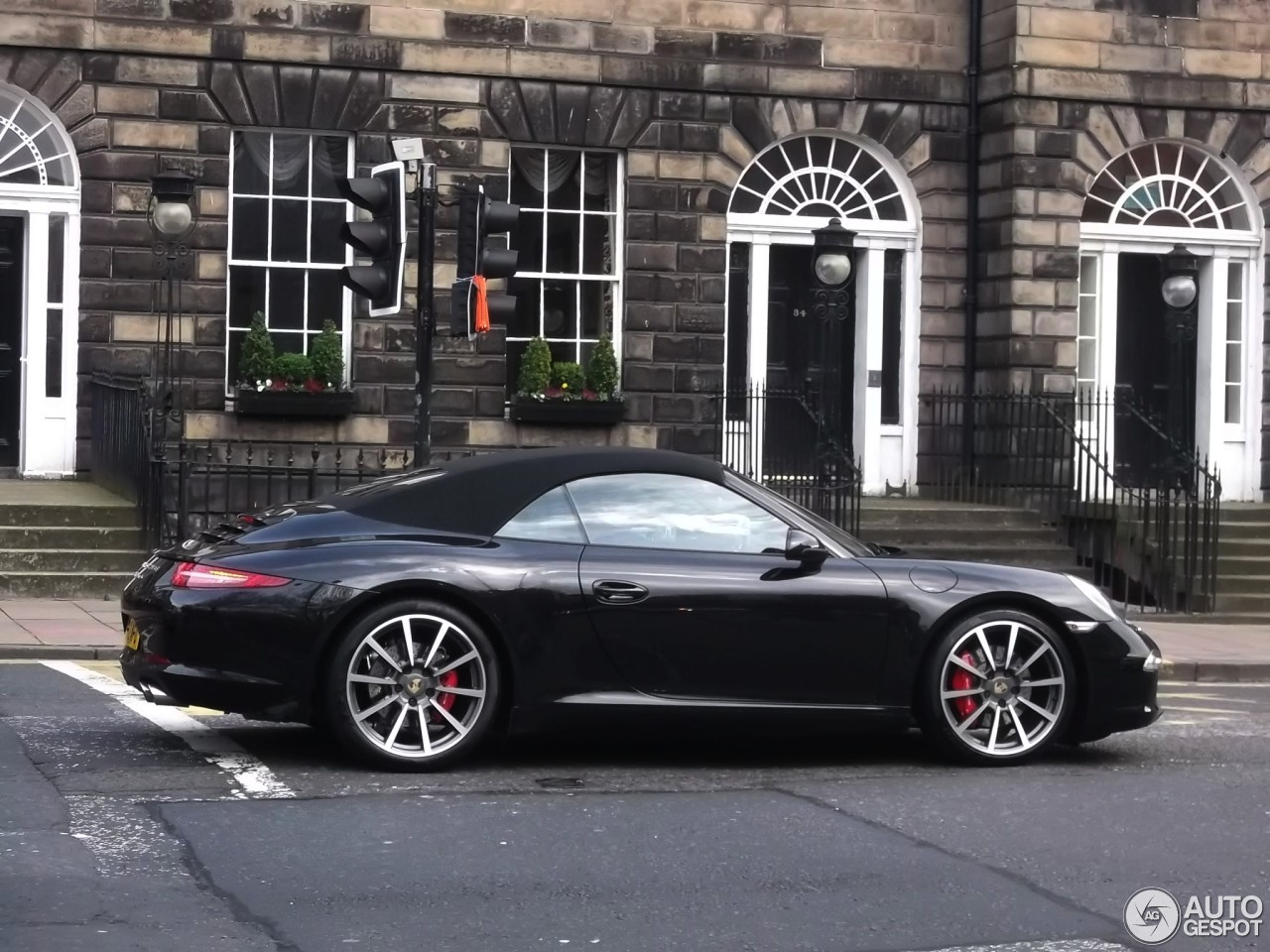 porsche 991 carrera s cabriolet 14 november 2012 autogespot. Black Bedroom Furniture Sets. Home Design Ideas