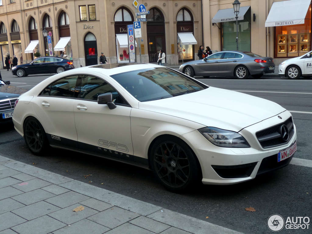 Mercedes Benz Cls 63 Amg C218 Gad Motors 15 November