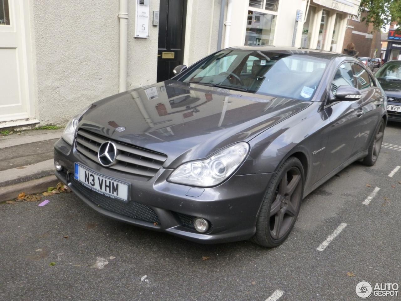 Mercedes benz cls 55 amg iwc ingenieur 17 november 2012 for Mercedes benz cls55 amg for sale