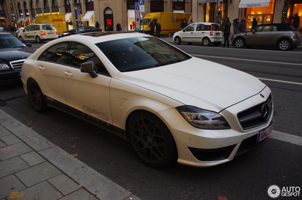 Mercedes benz cls 63 amg c218 gad motors 17 november for Mercedes benz star motors