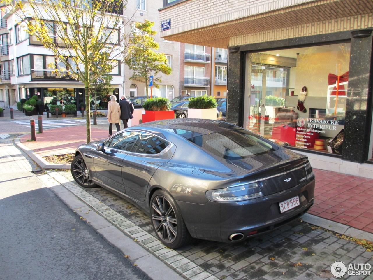Aston Martin Rapide 19 November 2012 Autogespot