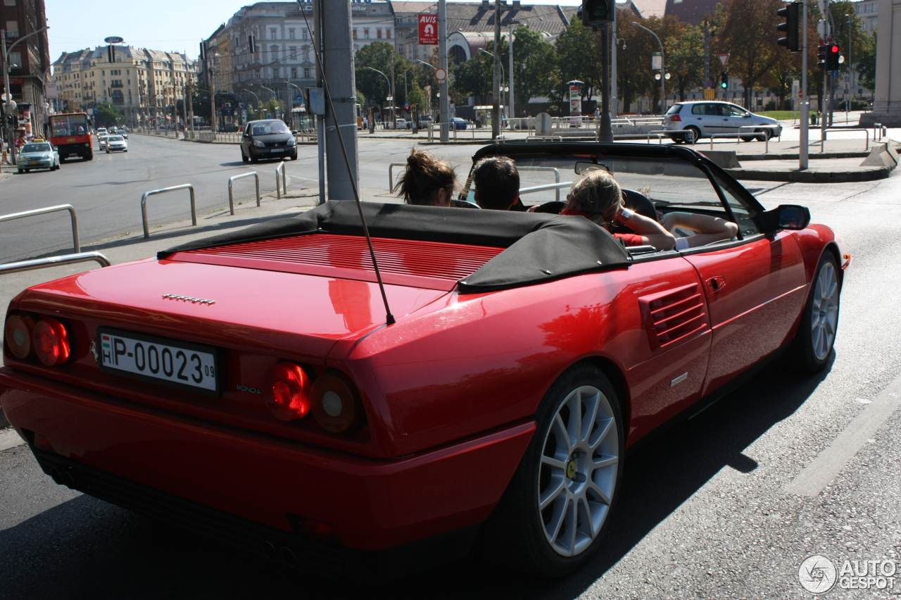ferrari mondial t cabriolet 21 november 2012 autogespot. Black Bedroom Furniture Sets. Home Design Ideas