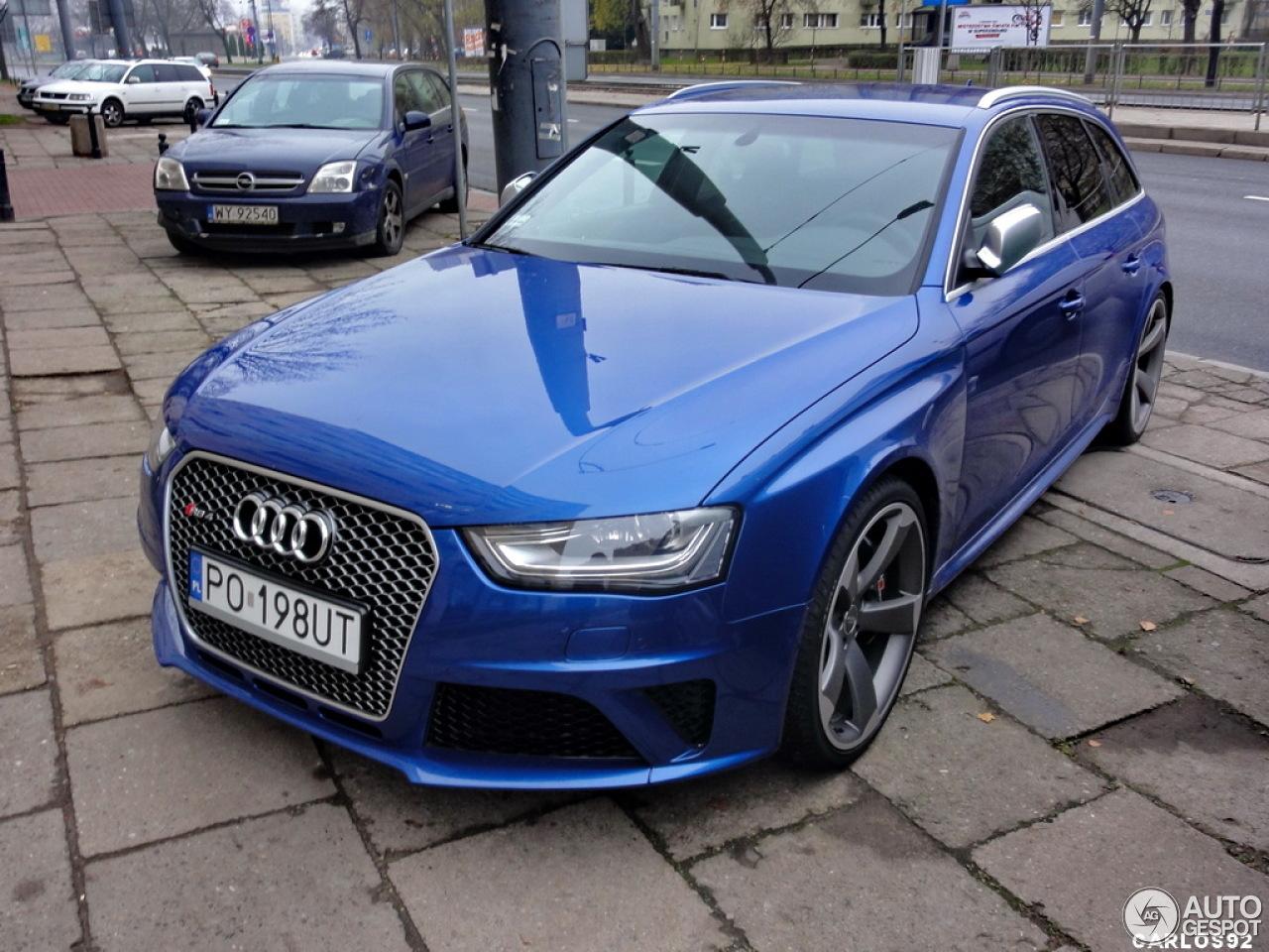Audi Rs4 Avant B8 25 Novembre 2012 Autogespot