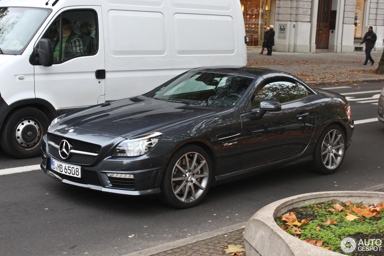 Mercedes Benz Slk 55 Amg R172 25 Noviembre 2012 Autogespot