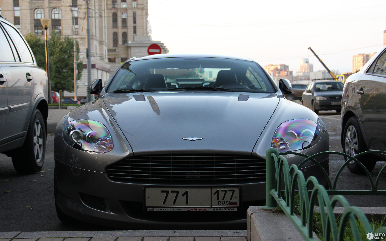 Aston Martin Db9 25 November 2012 Autogespot