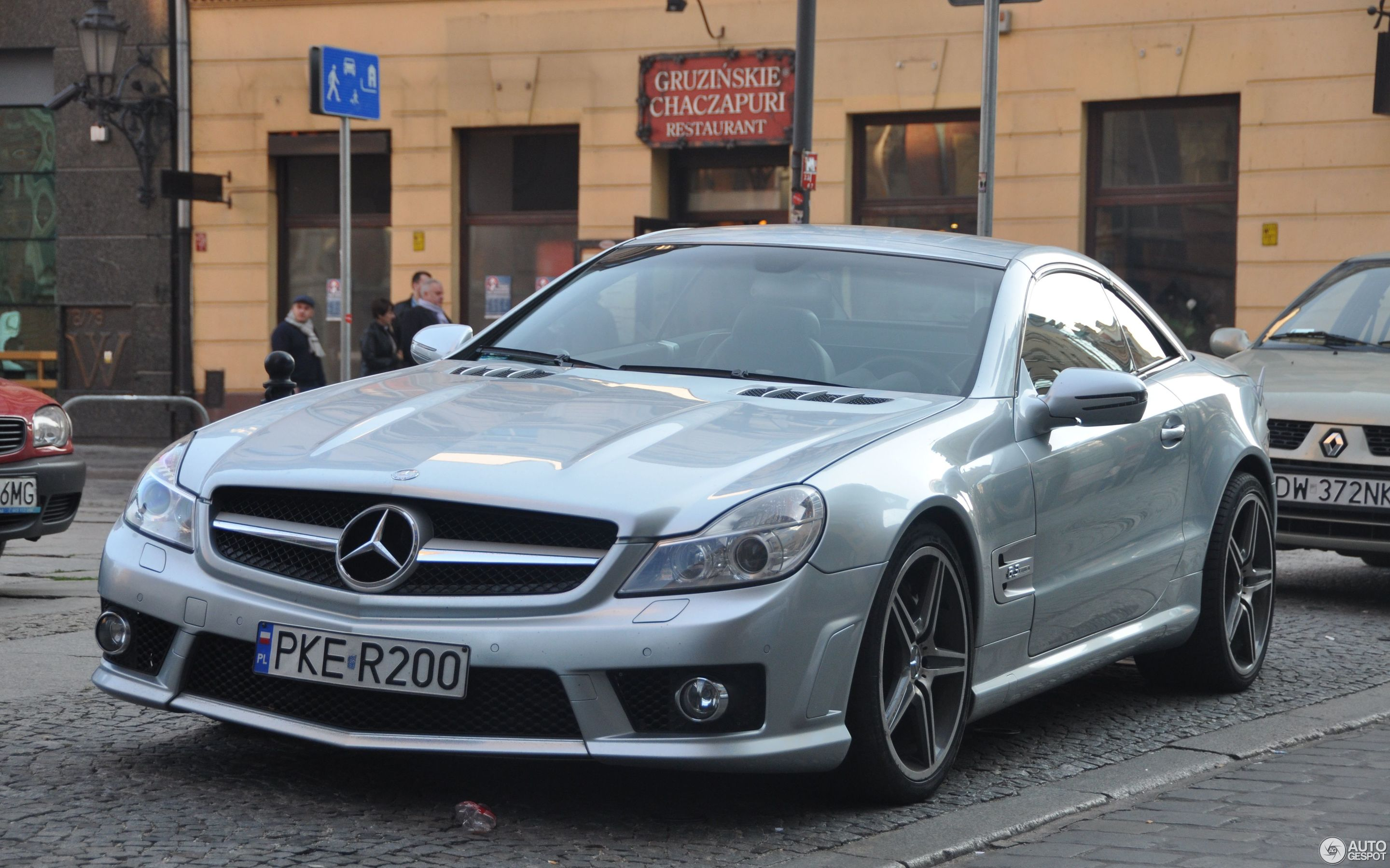 Mercedes Benz SL 65 AMG R230 2009 28 November 2012 Autogespot