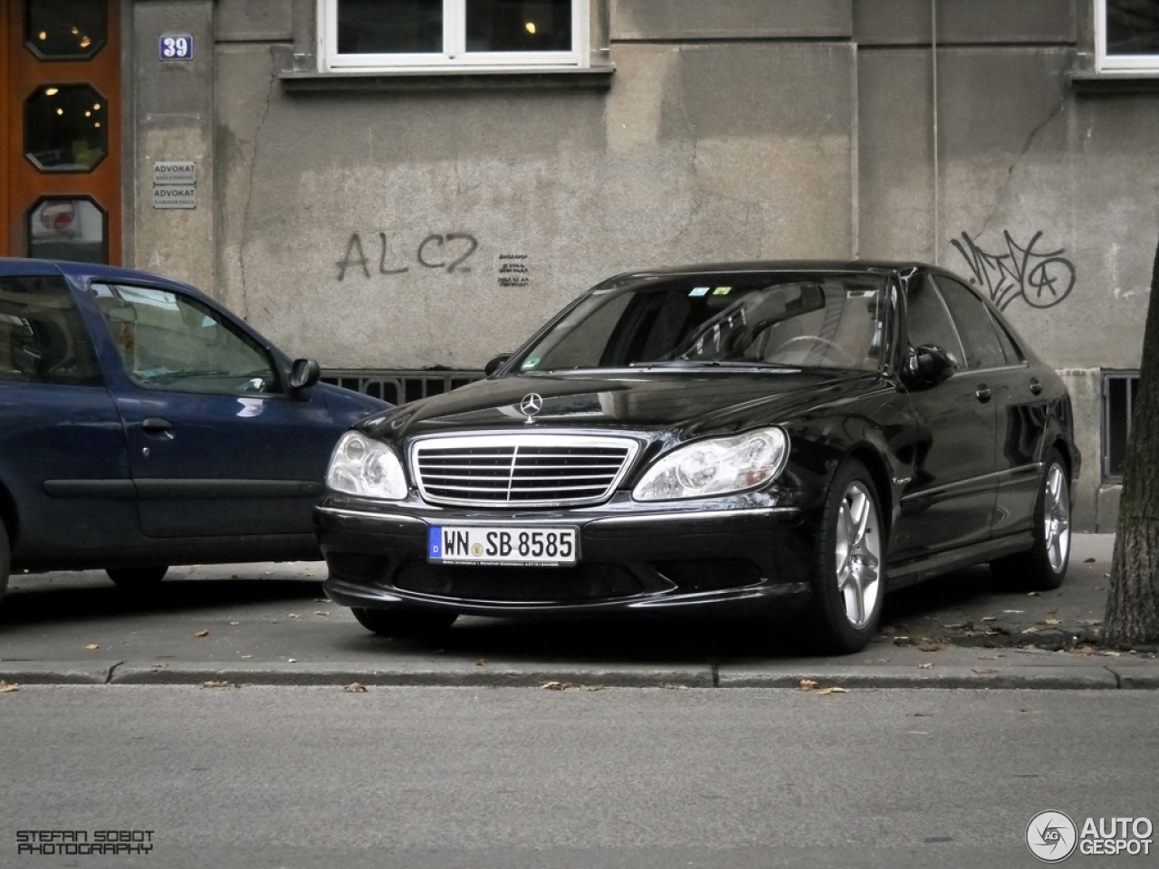 Mercedes benz s 55 amg w220 kompressor 29 november 2012 for Mercedes benz s 55