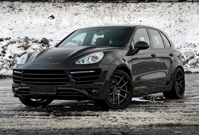 Porsche TopCar Vantage Carbon Edition