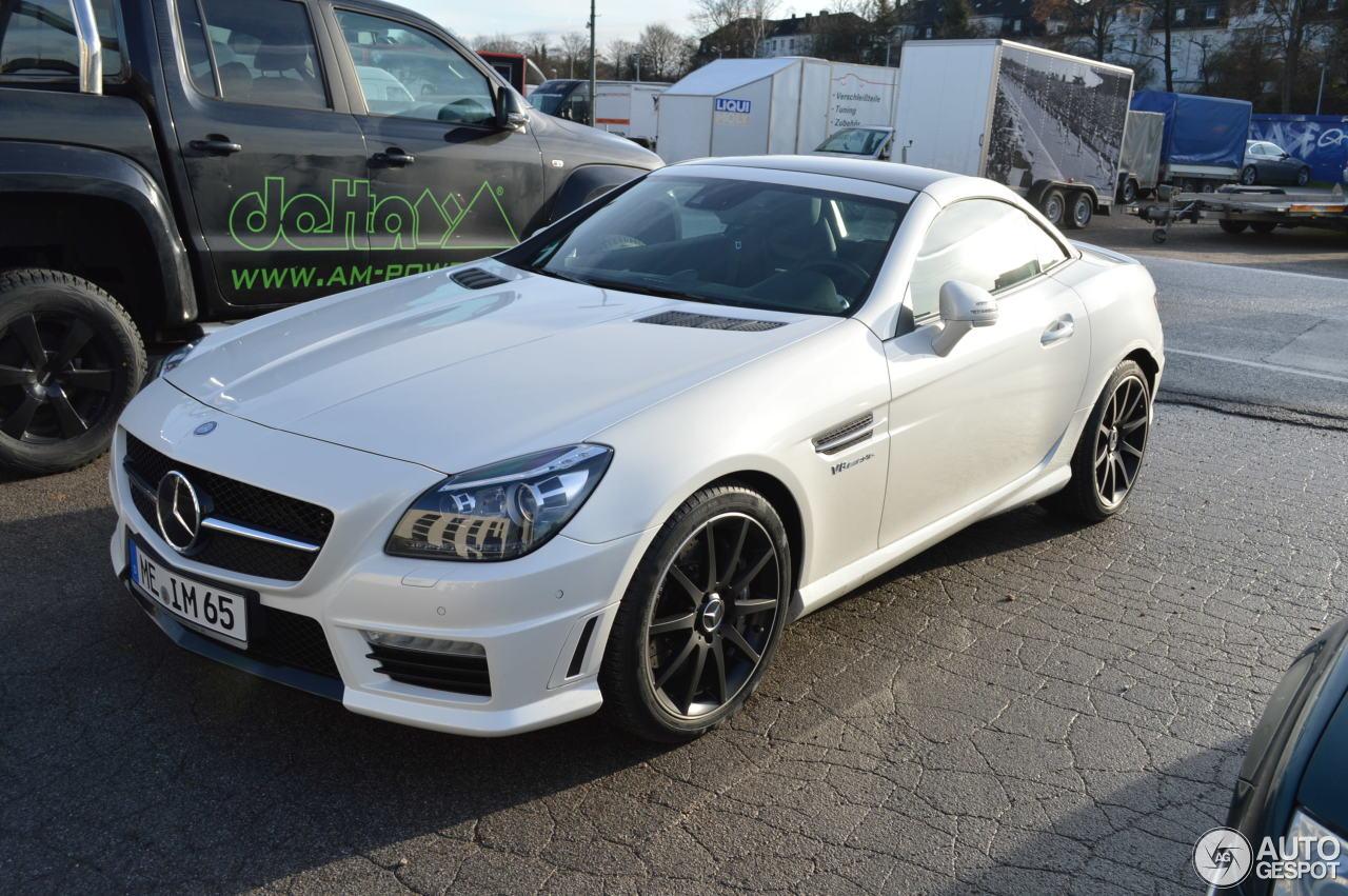 Mercedes-Benz SLK 55 AMG R172 - 5 Dezember 2012 - Autogespot