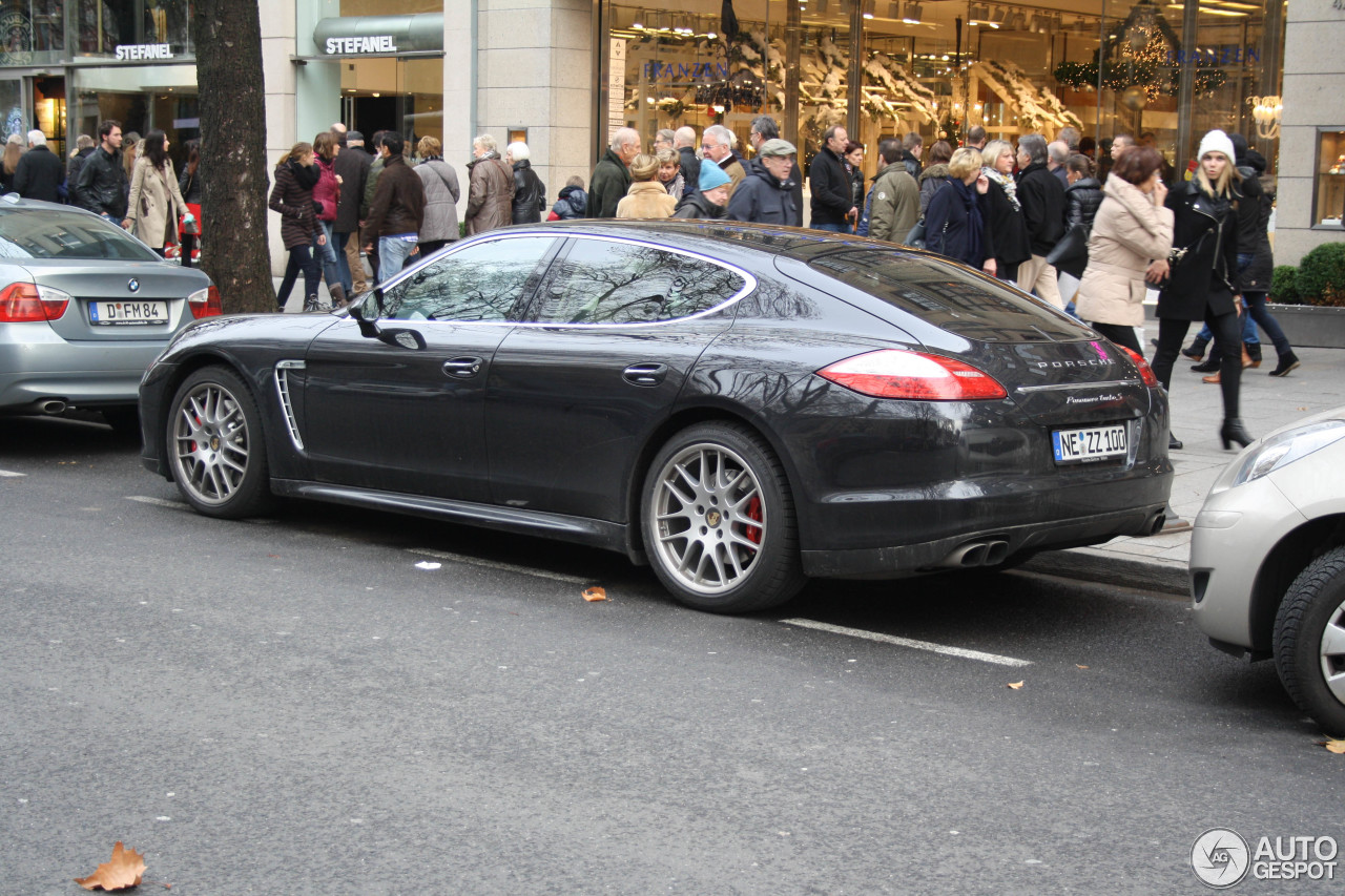 porsche panamera turbo s 7 december 2012 autogespot. Black Bedroom Furniture Sets. Home Design Ideas