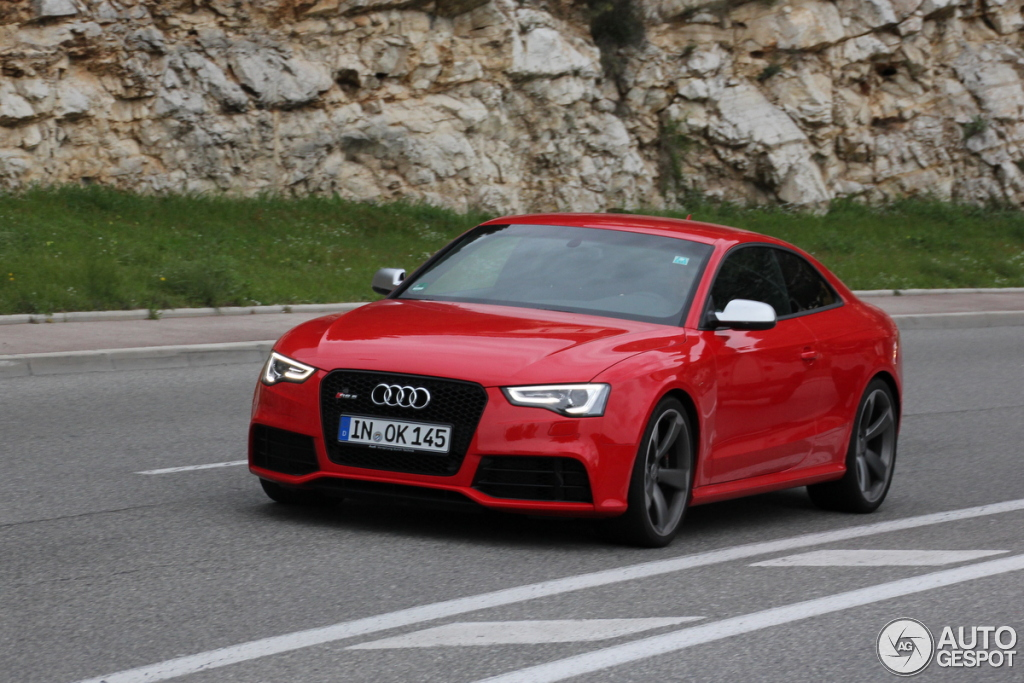 Audi Rs5 B8 2012 9 Dcembre 2012 Autogespot