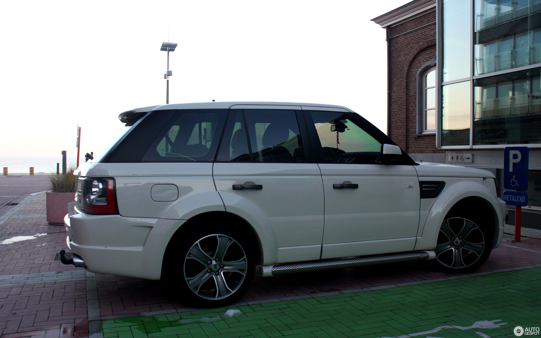 land rover arden range rover sport supercharged 11 december 2012 autogespot. Black Bedroom Furniture Sets. Home Design Ideas