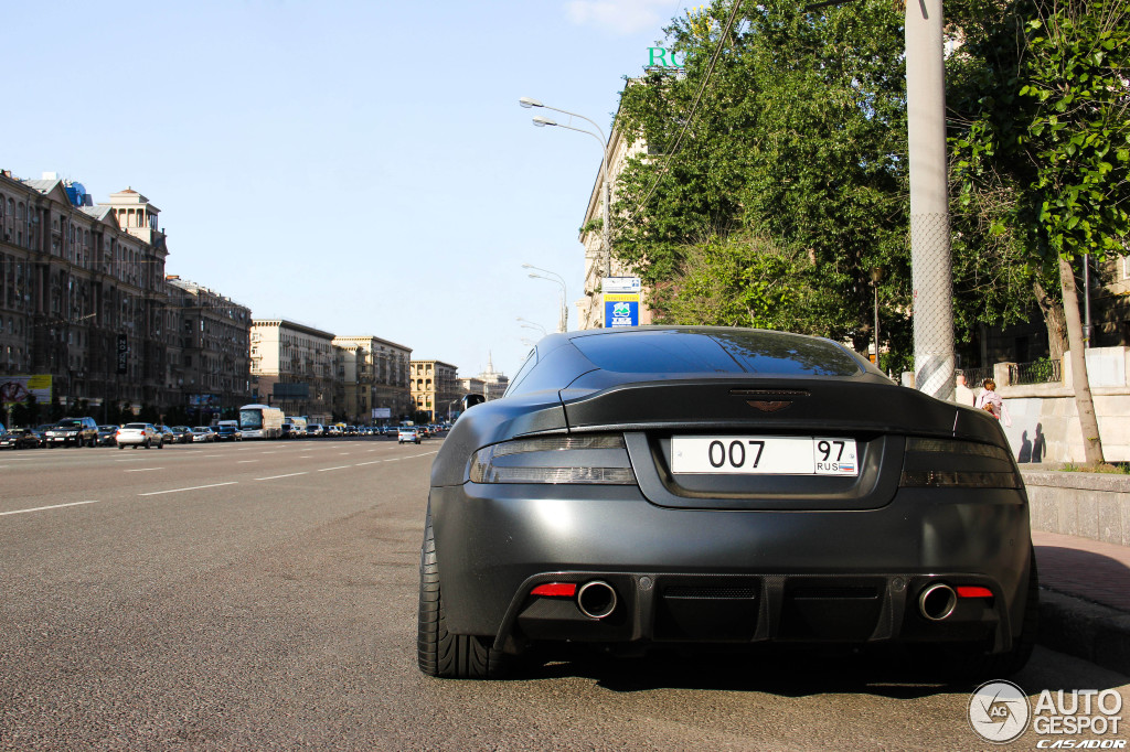 Aston Martin DBS Anderson Germany