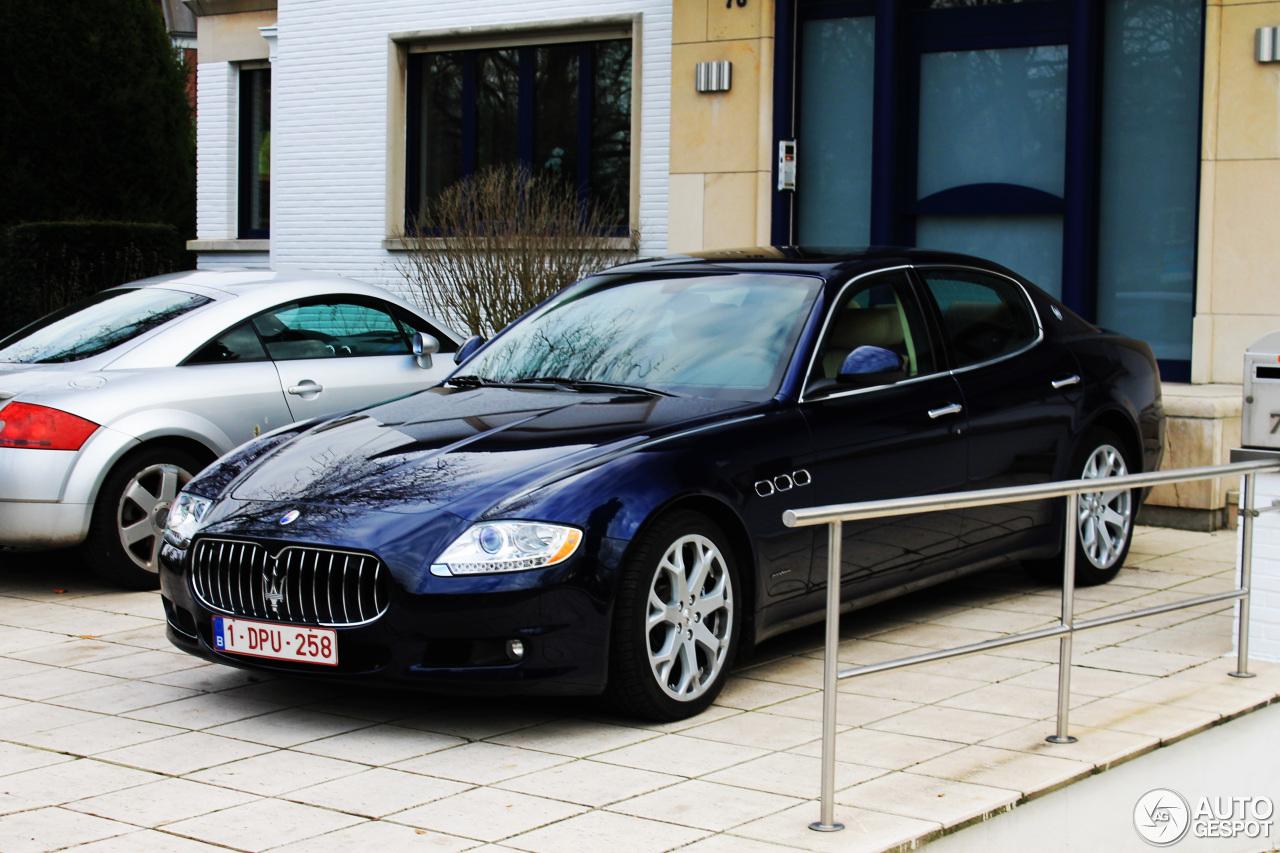 Maserati Quattroporte 2008 - 14 December 2012 - Autogespot