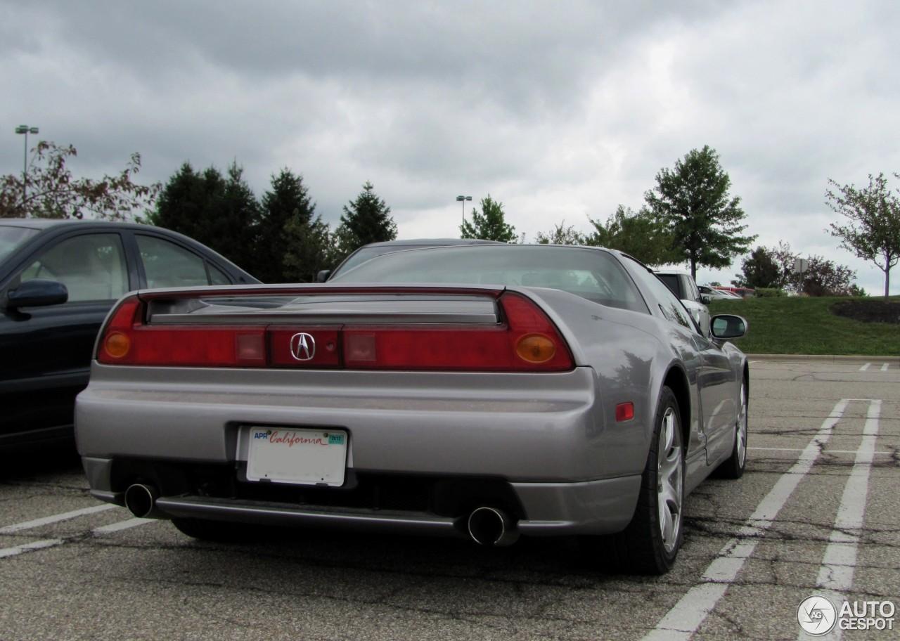 Acura Nsx T 2002 2005 17 December 2012 Autogespot