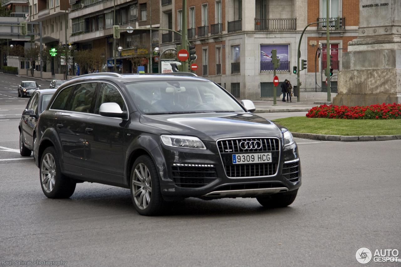 Audi Q7 V12 Tdi 18 Diciembre 2012 Autogespot