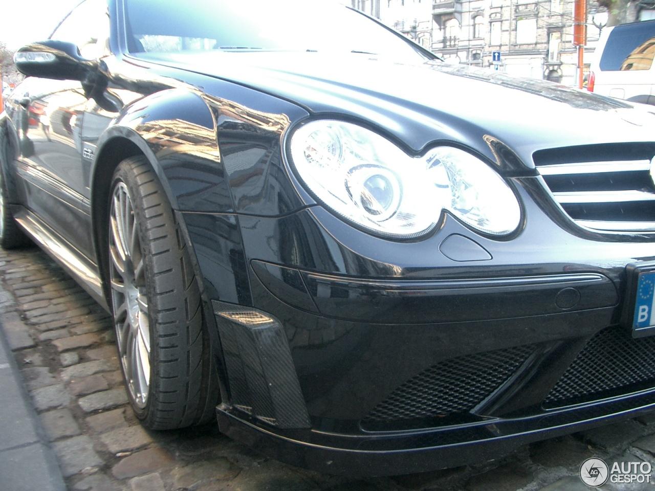 Mercedes benz clk 63 amg black series 18 dcembre 2012 for Mercedes benz clk 2012