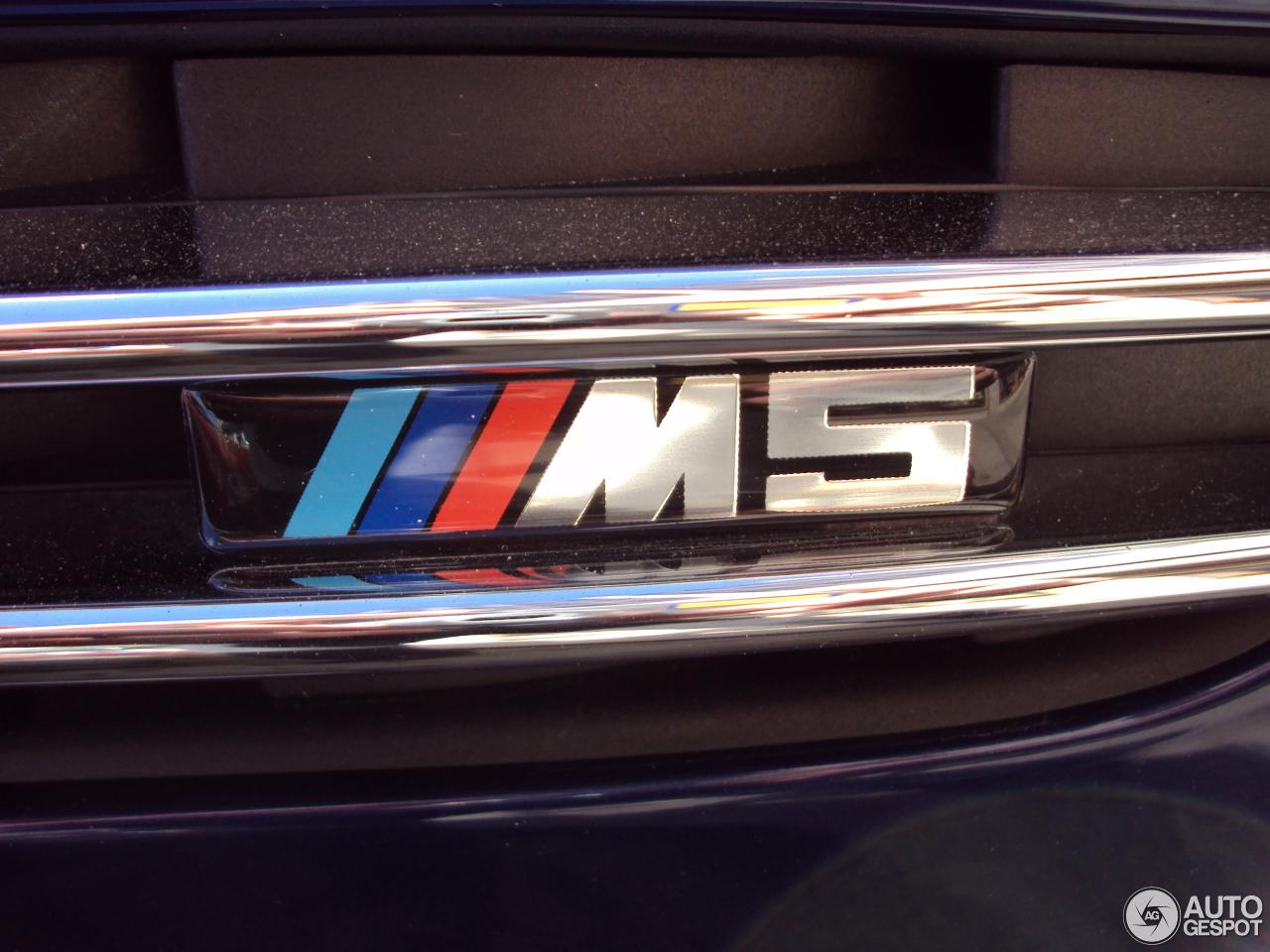 Bmw M5 E60 2005 20 December 2012 Autogespot