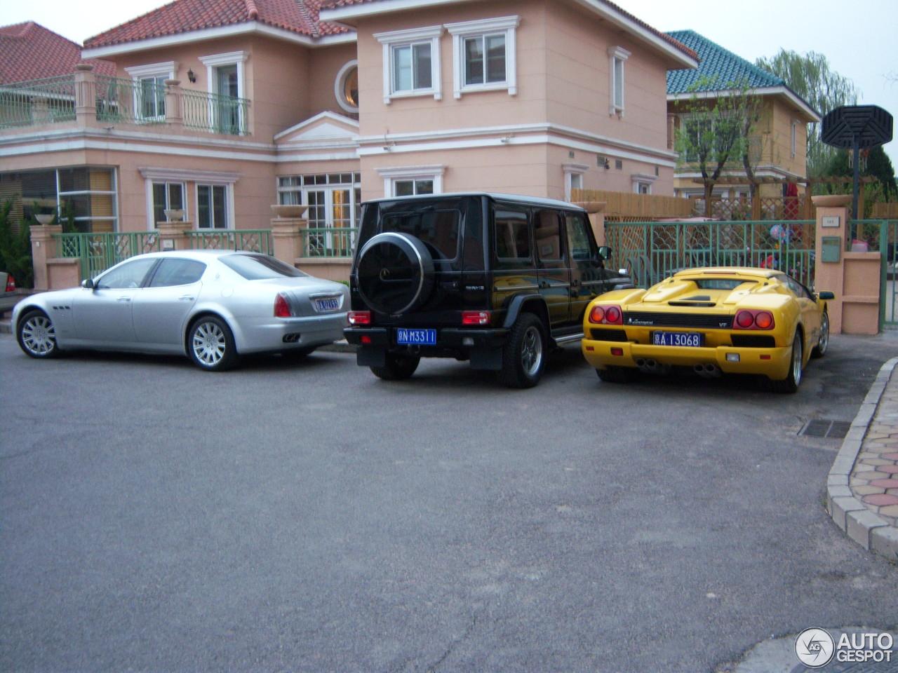 Lamborghini Diablo Vt Roadster 22 December 2012 Autogespot