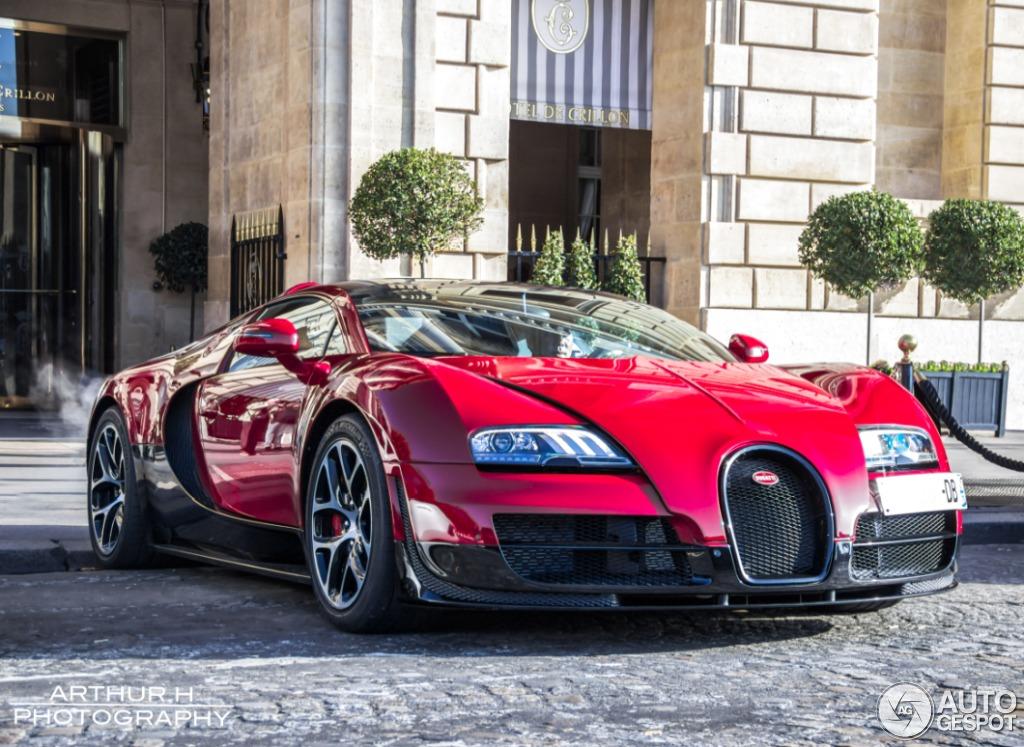 bugatti veyron 16 4 grand sport vitesse 25 dezember 2012 autogespot. Black Bedroom Furniture Sets. Home Design Ideas